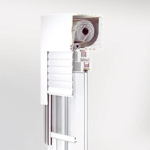 Confira as vantagens da esquadria de alumínio com persiana integrada